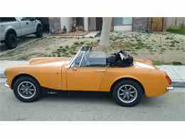 Picture of '72 MG Midget located in California - $9,000.00 - GLED