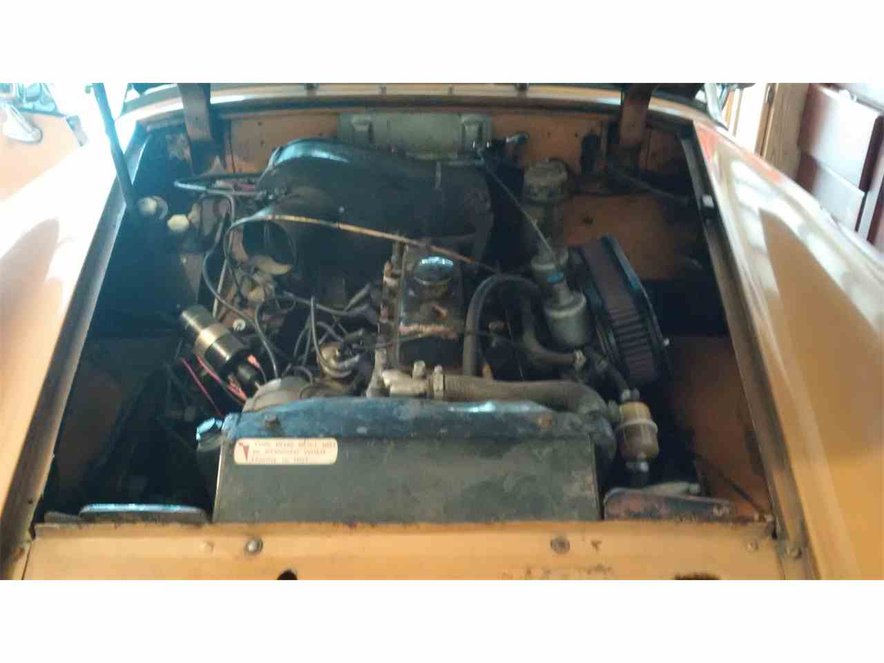 Large Picture of '72 Midget Offered by a Private Seller - GLED