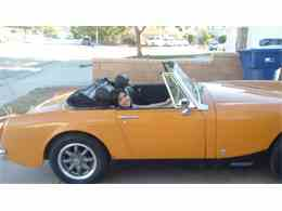Picture of '72 MG Midget - $9,000.00 Offered by a Private Seller - GLED