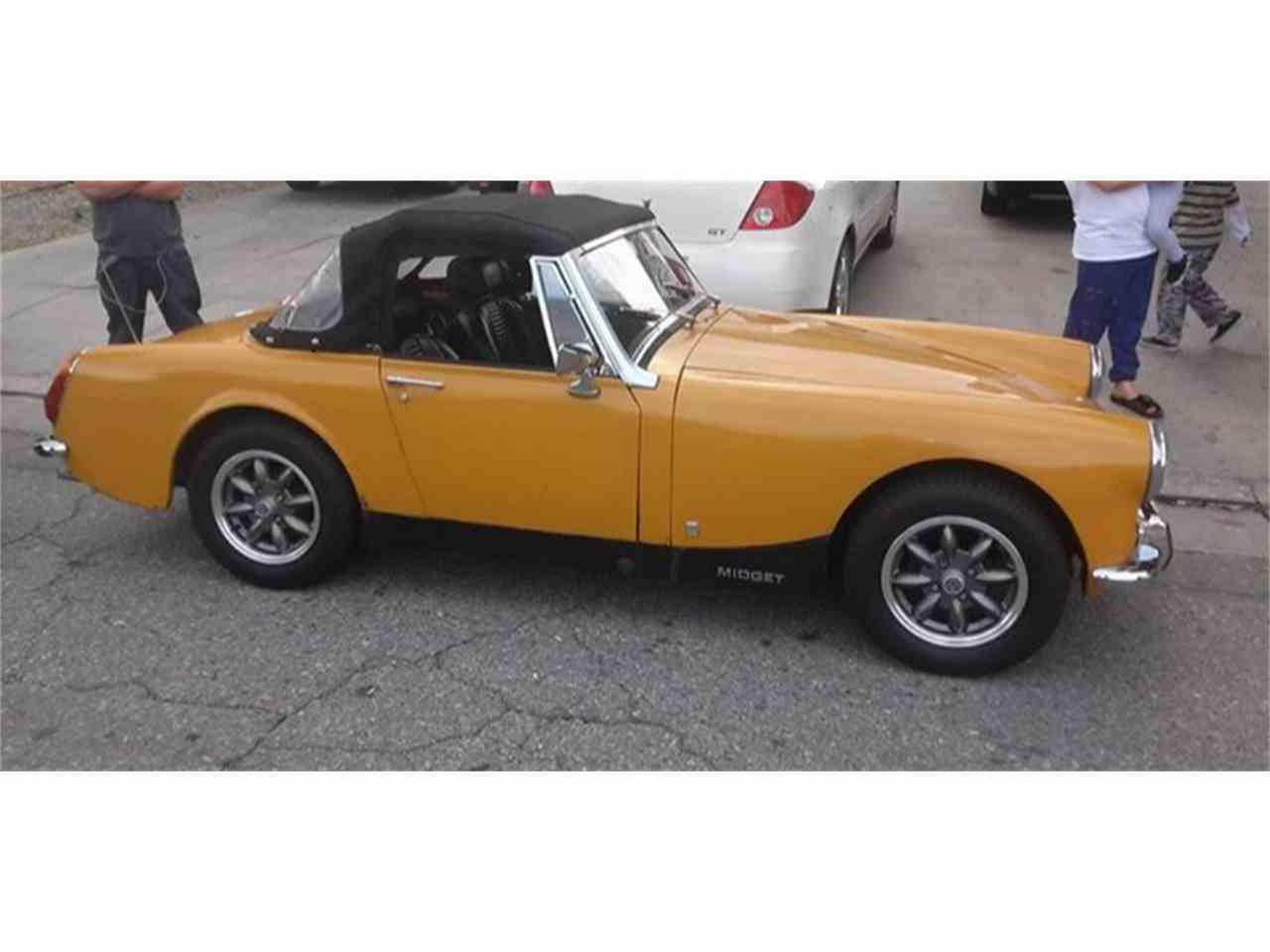 Large Picture of Classic 1972 MG Midget - $9,000.00 Offered by a Private Seller - GLED