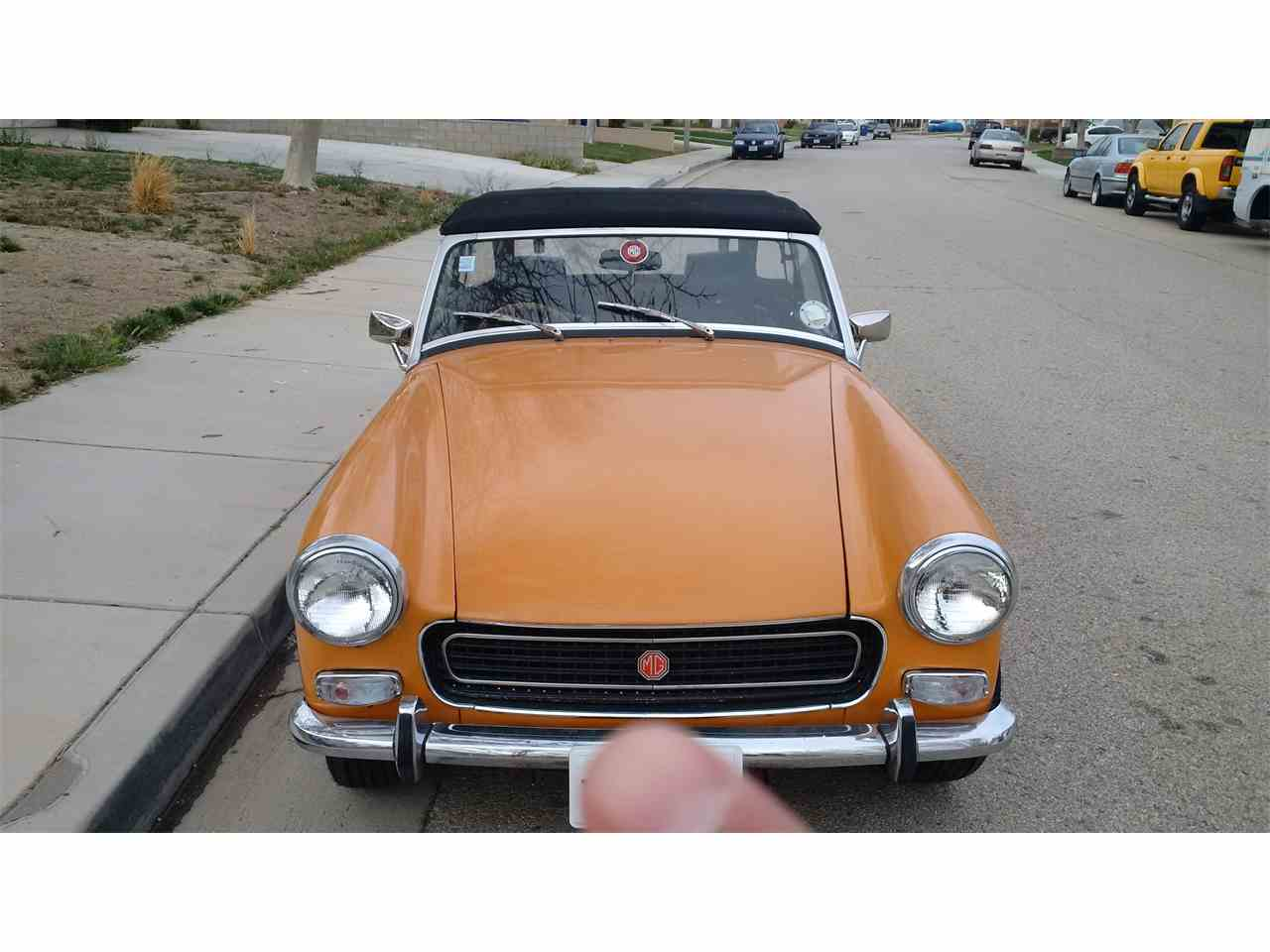 Large Picture of '72 MG Midget Offered by a Private Seller - GLED