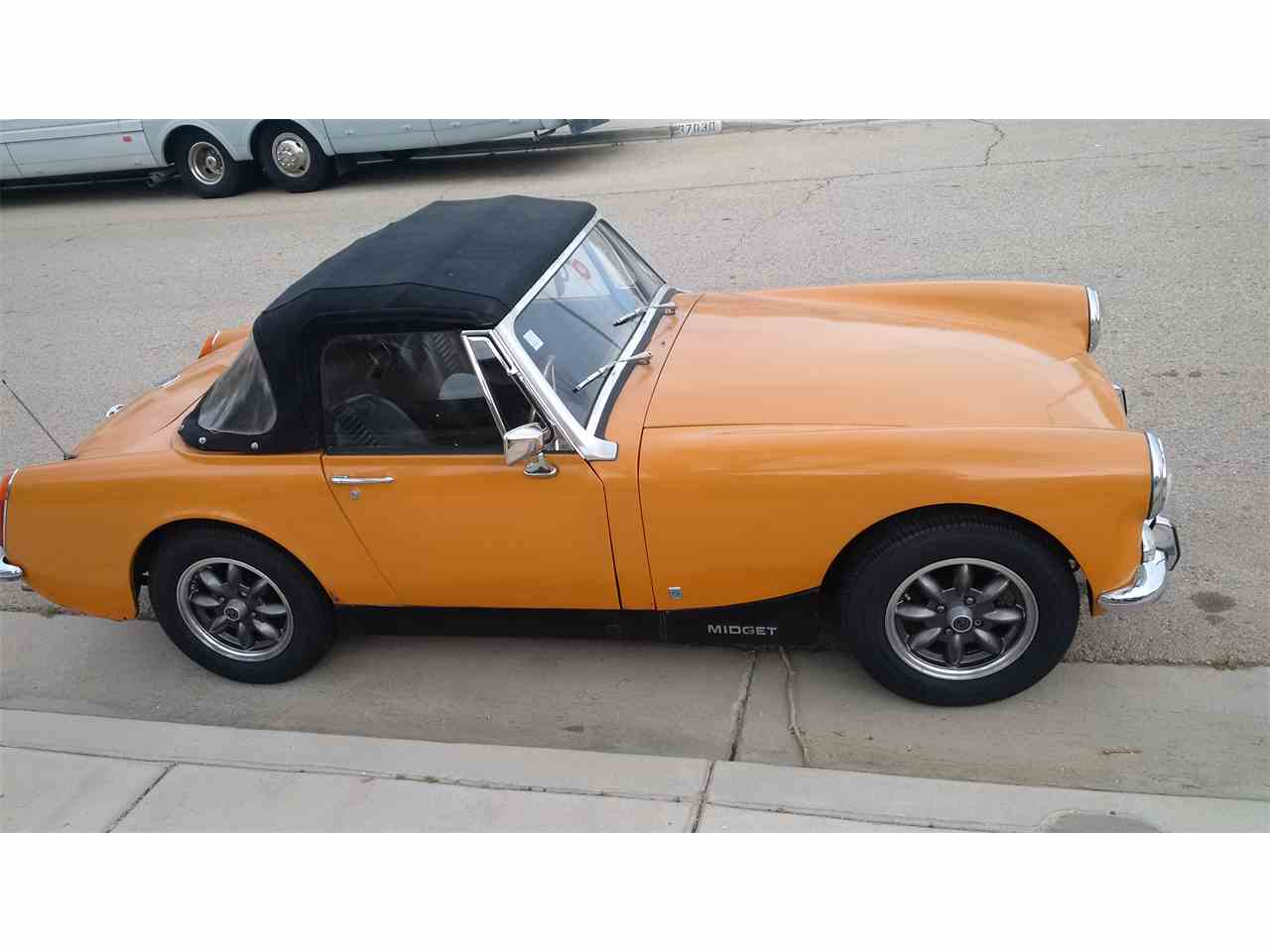 Large Picture of '72 Midget - GLED