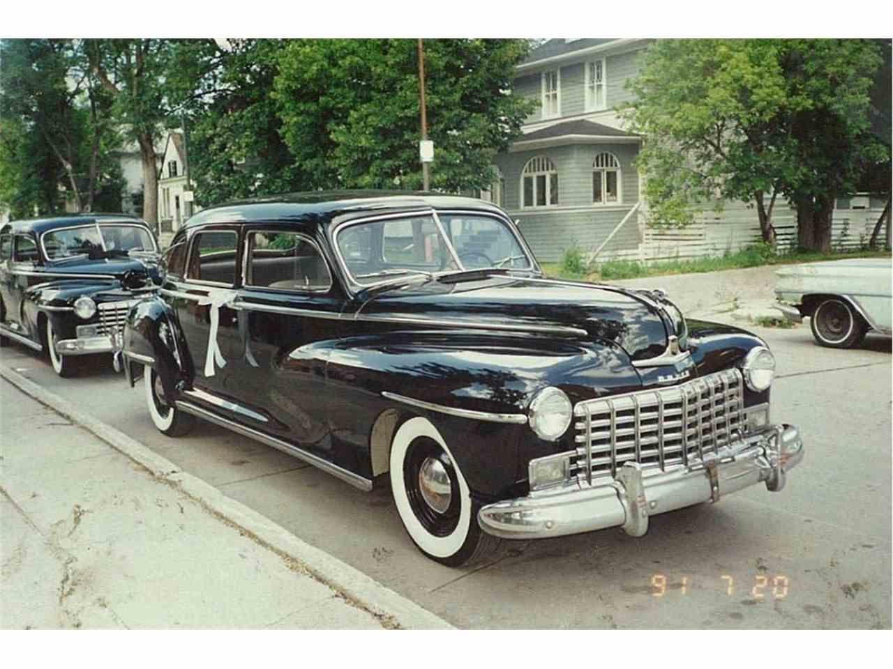 1947 Dodge Sedan for Sale   ClassicCars.com   CC-774357