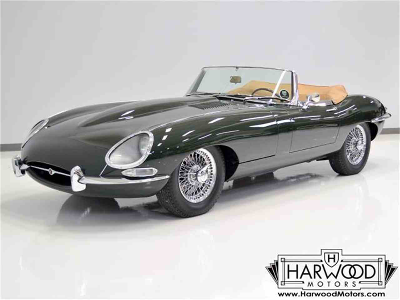 Large Picture of Classic 1963 E-Type located in Ohio - $169,900.00 - GI64