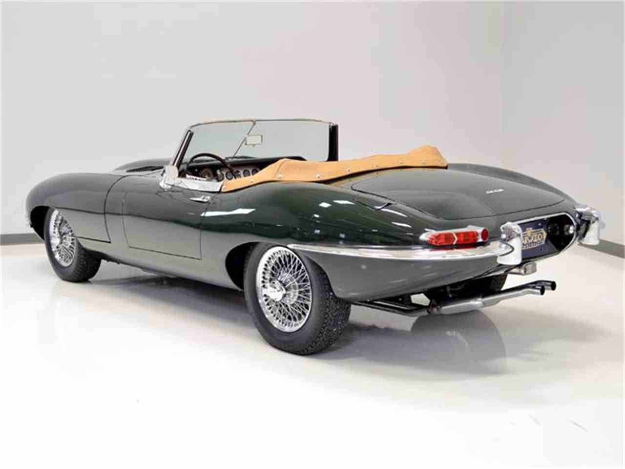 Large Picture of '63 E-Type - GI64
