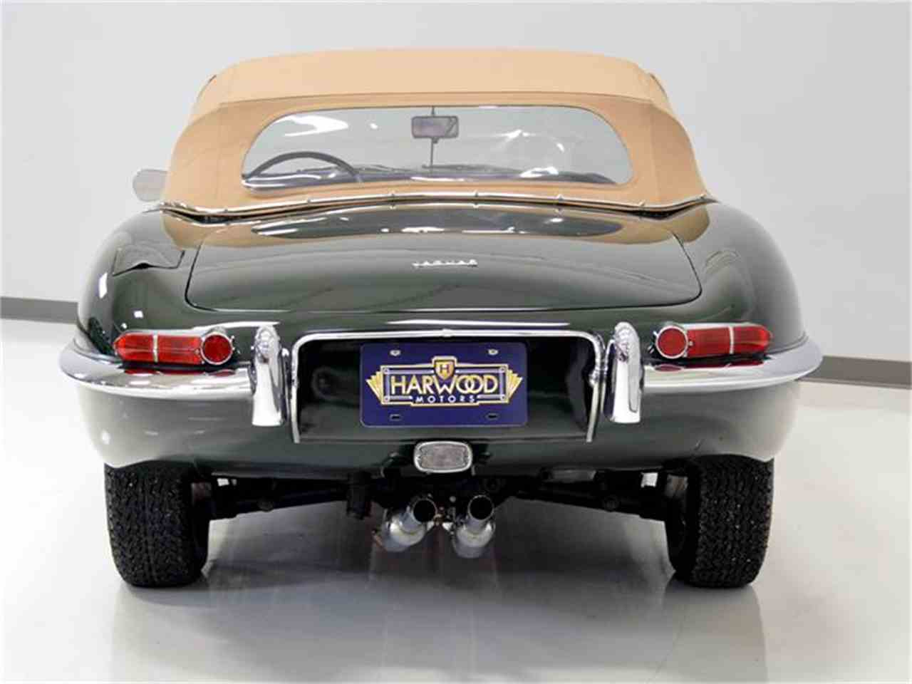 Large Picture of 1963 E-Type located in Cleveland Ohio - $169,900.00 Offered by Harwood Motors, LTD. - GI64