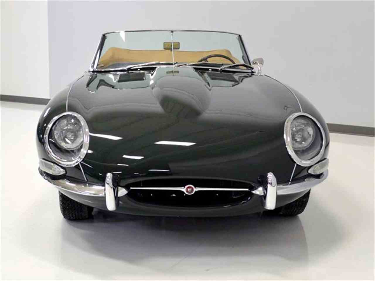 Large Picture of 1963 E-Type - GI64