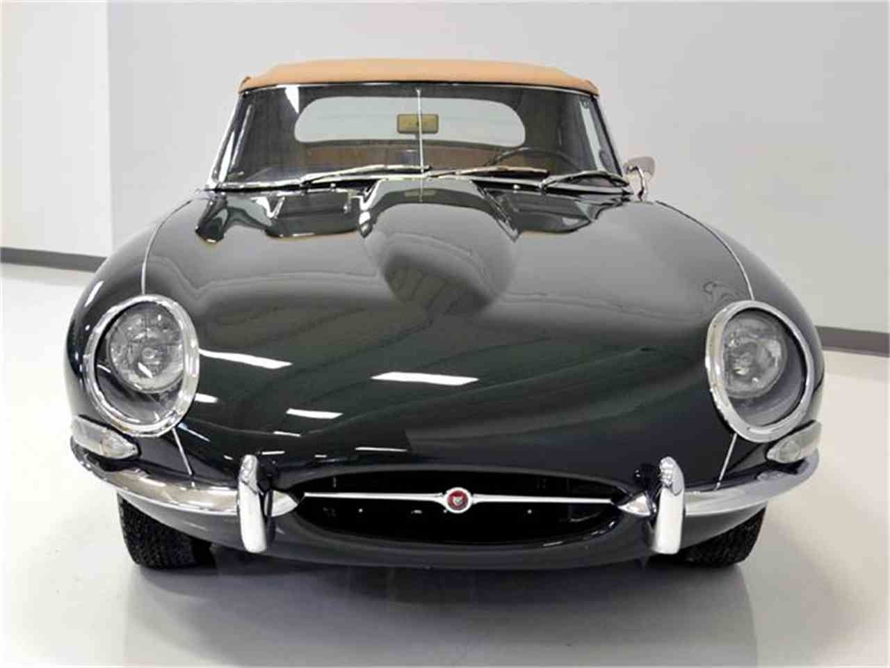 Large Picture of Classic 1963 Jaguar E-Type Offered by Harwood Motors, LTD. - GI64