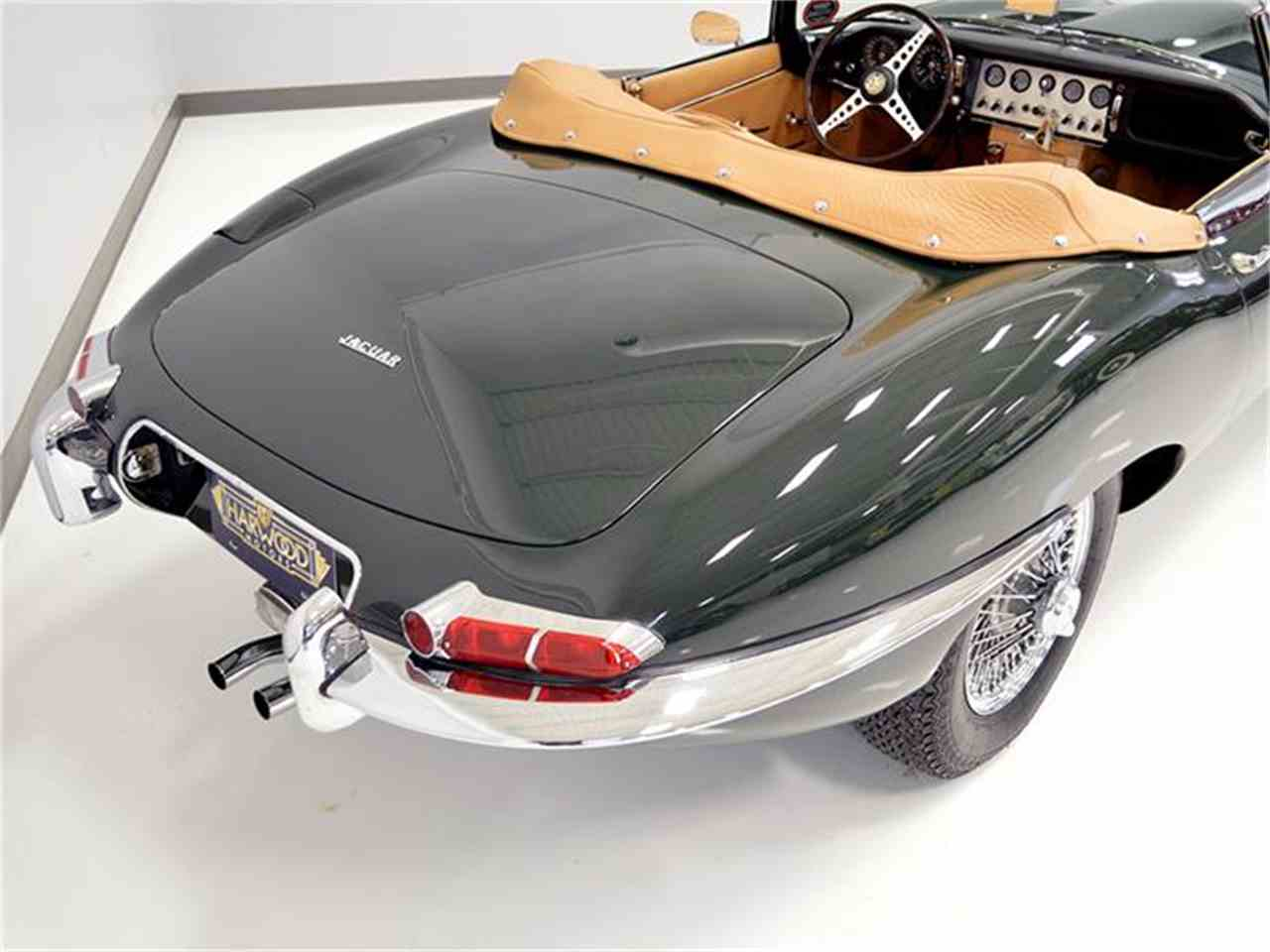 Large Picture of Classic '63 Jaguar E-Type Offered by Harwood Motors, LTD. - GI64