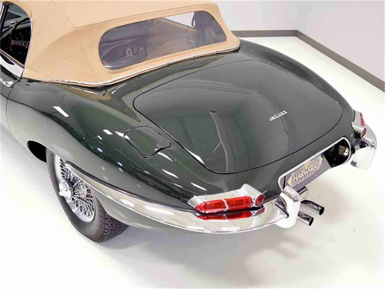 Large Picture of '63 Jaguar E-Type located in Ohio Offered by Harwood Motors, LTD. - GI64