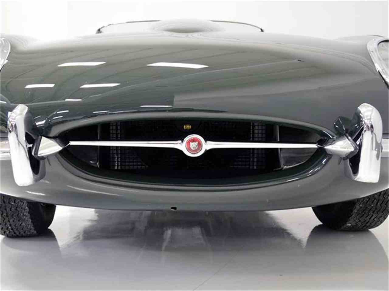 Large Picture of 1963 Jaguar E-Type located in Cleveland Ohio - $169,900.00 Offered by Harwood Motors, LTD. - GI64