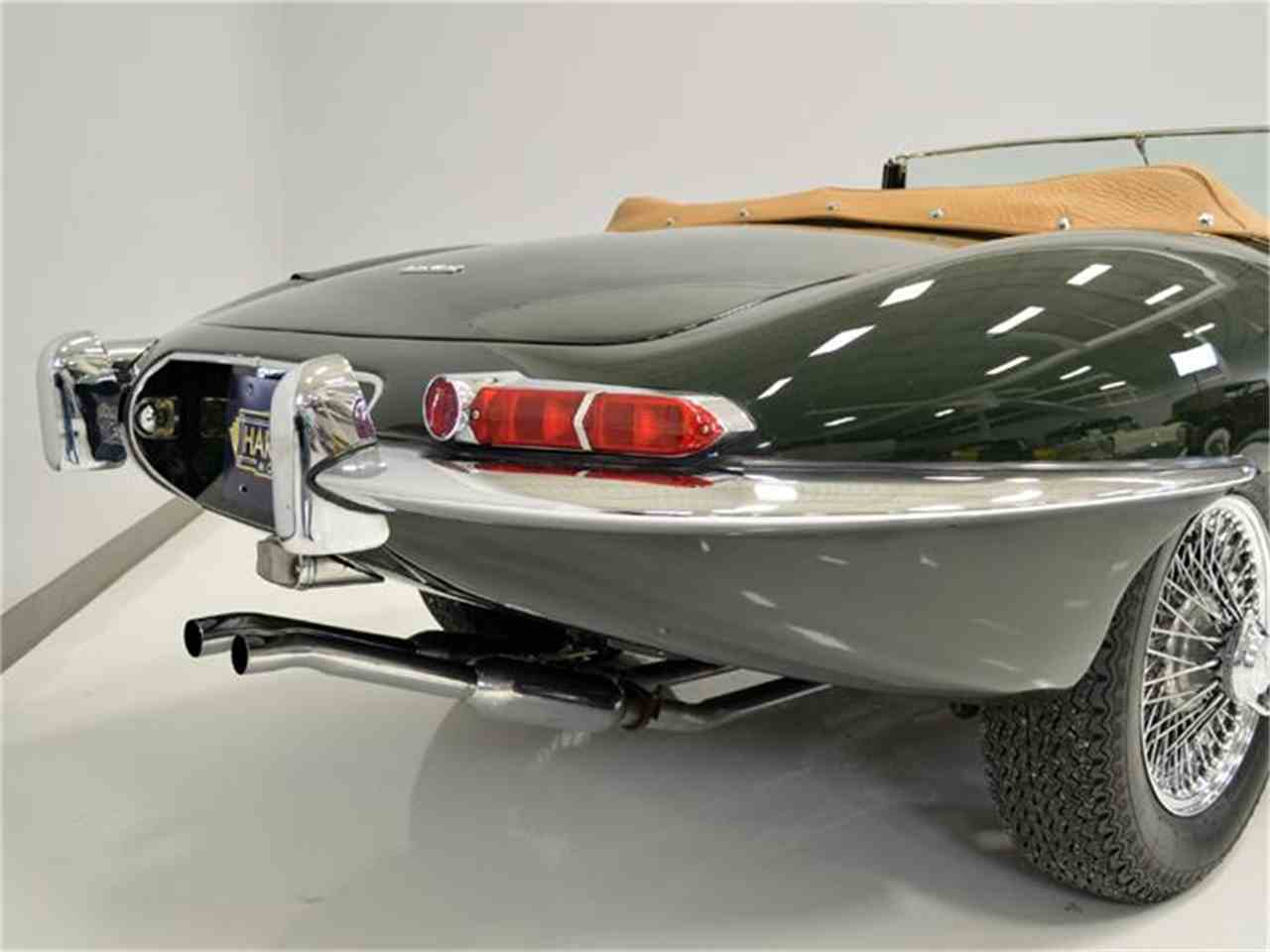 Large Picture of 1963 Jaguar E-Type located in Ohio - $169,900.00 Offered by Harwood Motors, LTD. - GI64