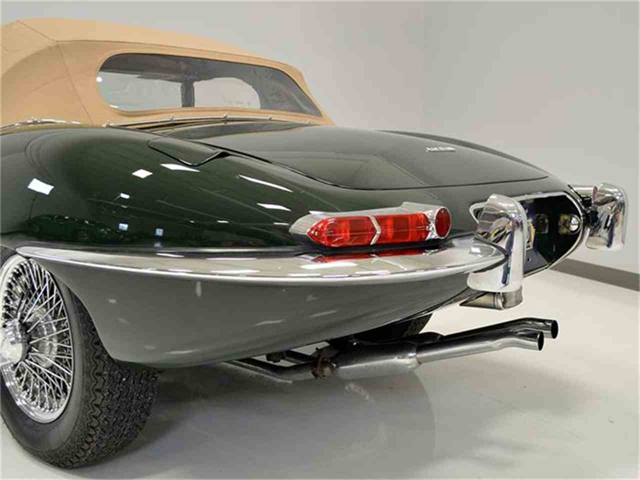 Large Picture of Classic '63 Jaguar E-Type - $169,900.00 Offered by Harwood Motors, LTD. - GI64