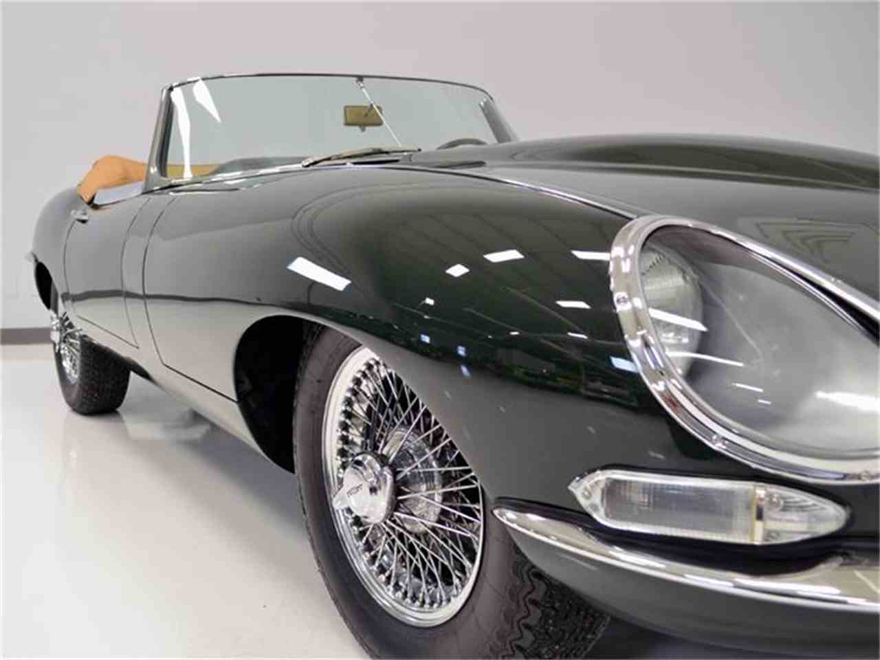 Large Picture of Classic 1963 E-Type - GI64