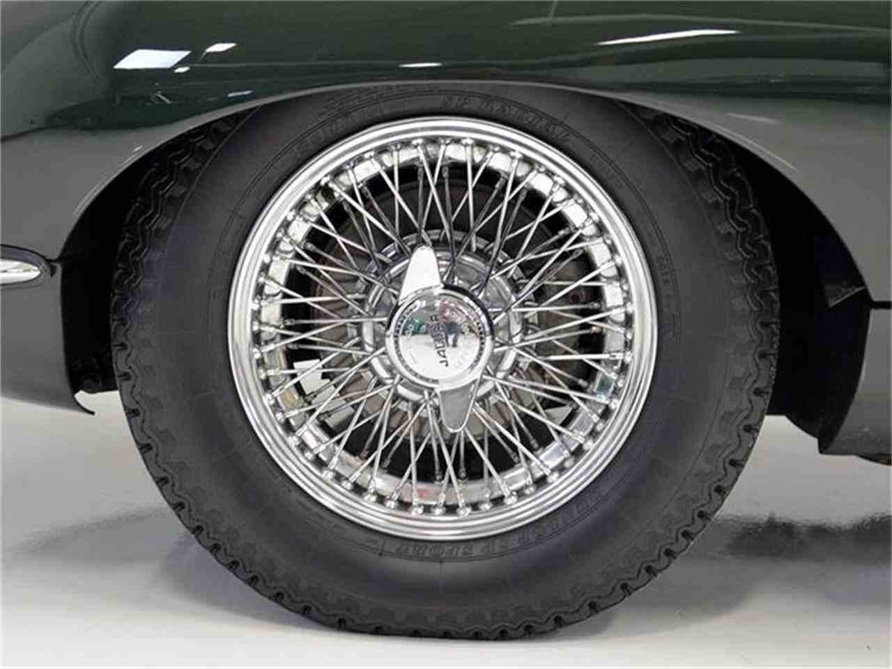 Large Picture of Classic 1963 E-Type located in Cleveland Ohio Offered by Harwood Motors, LTD. - GI64