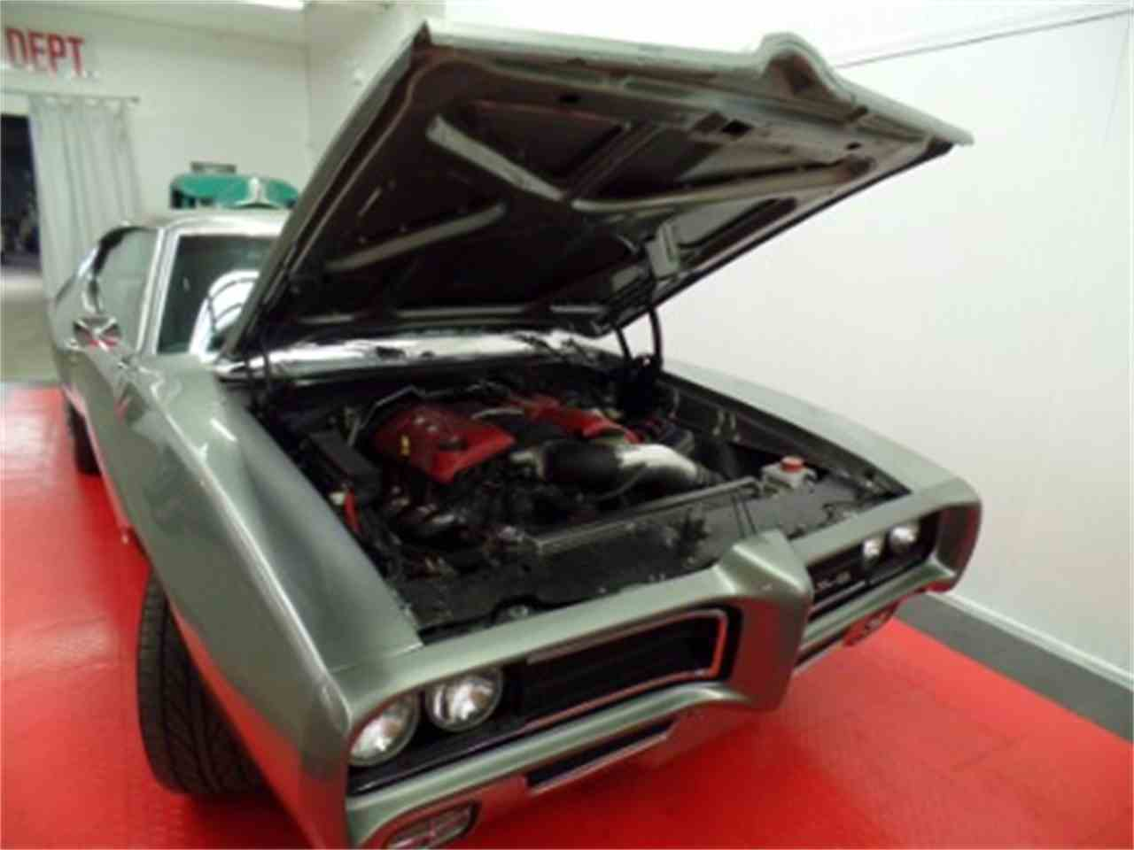 Large Picture of '69 GTO - GLK7