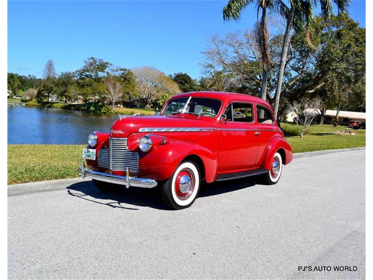 Large Picture of Classic 1940 Chevrolet Super Deluxe located in Clearwater Florida Offered by PJ's Auto World - GLMM