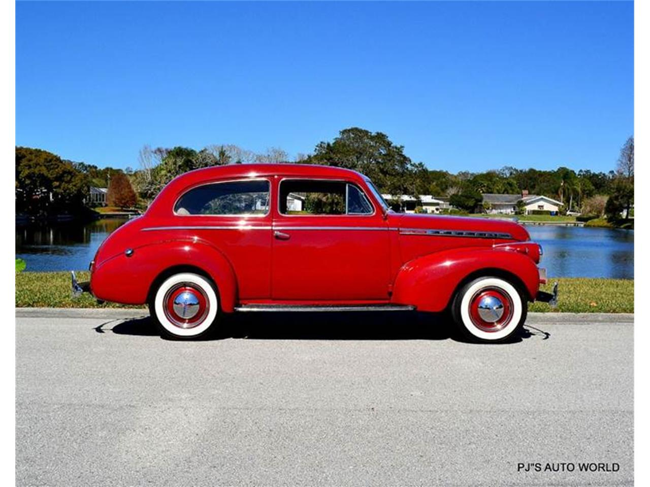 Large Picture of Classic 1940 Chevrolet Super Deluxe located in Florida - $27,900.00 Offered by PJ's Auto World - GLMM