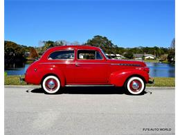 Picture of Classic '40 Chevrolet Super Deluxe - $27,900.00 Offered by PJ's Auto World - GLMM