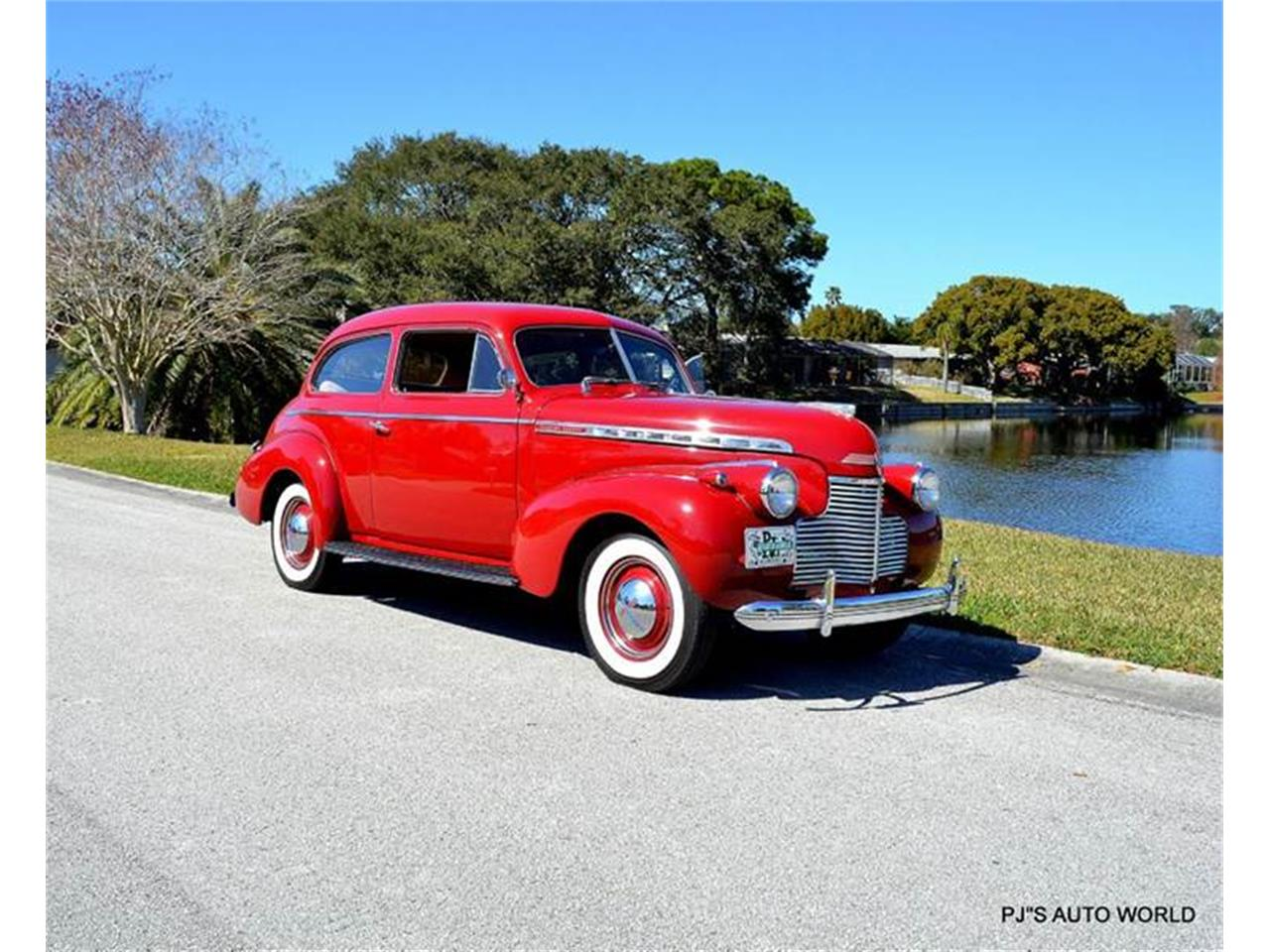 Large Picture of Classic '40 Chevrolet Super Deluxe Offered by PJ's Auto World - GLMM