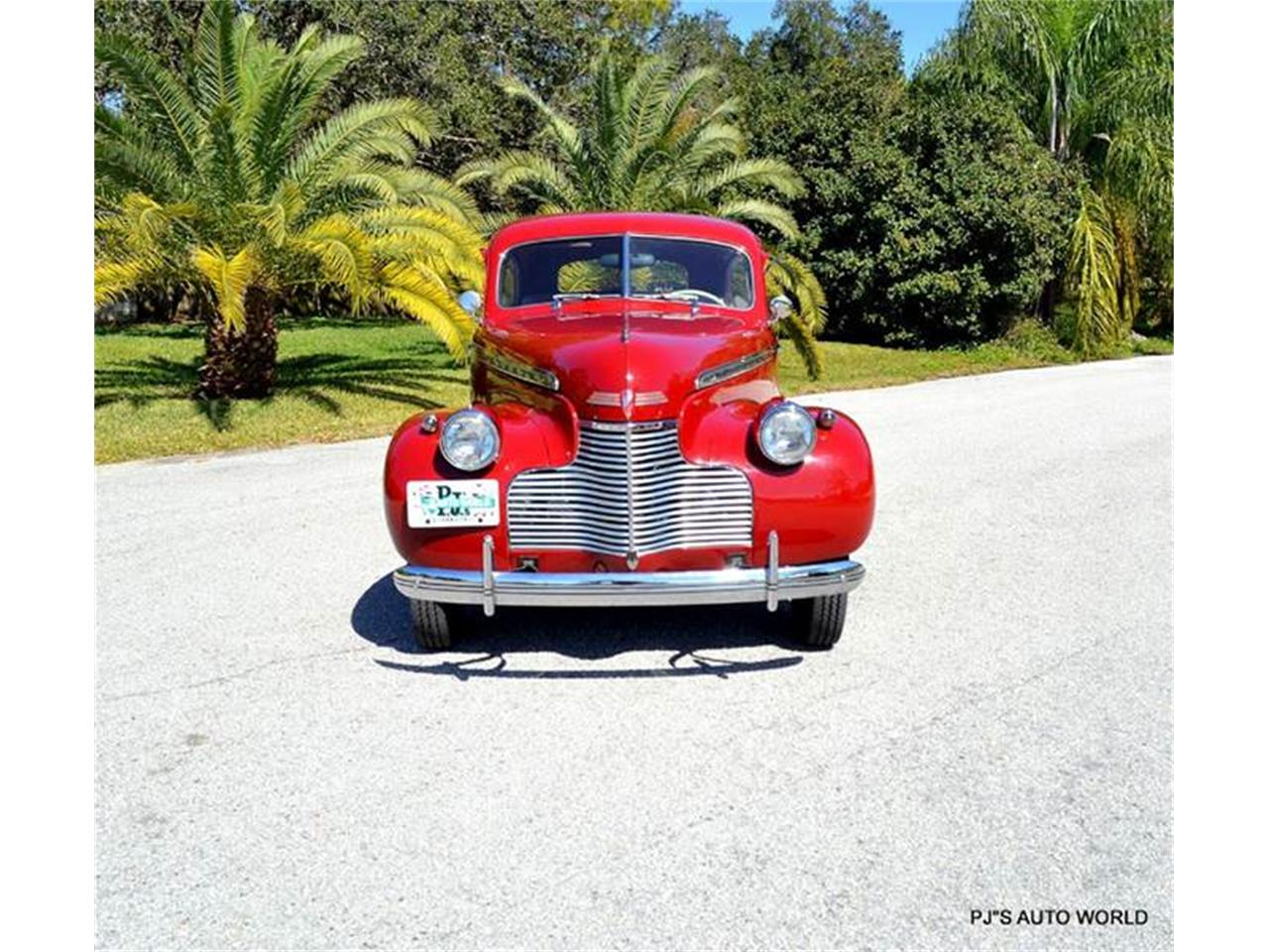 Large Picture of 1940 Chevrolet Super Deluxe - GLMM