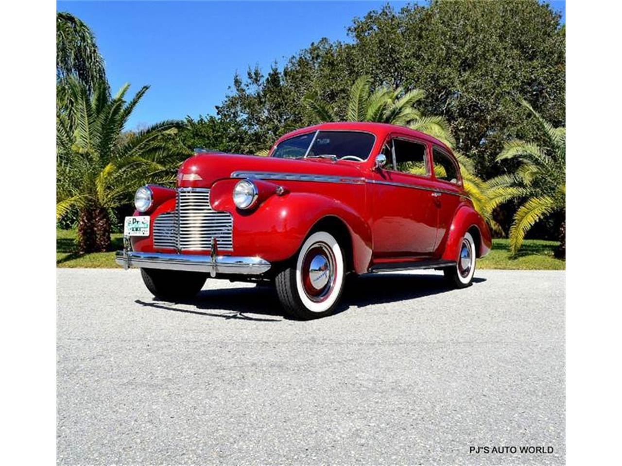 Large Picture of '40 Super Deluxe located in Clearwater Florida - $27,900.00 Offered by PJ's Auto World - GLMM