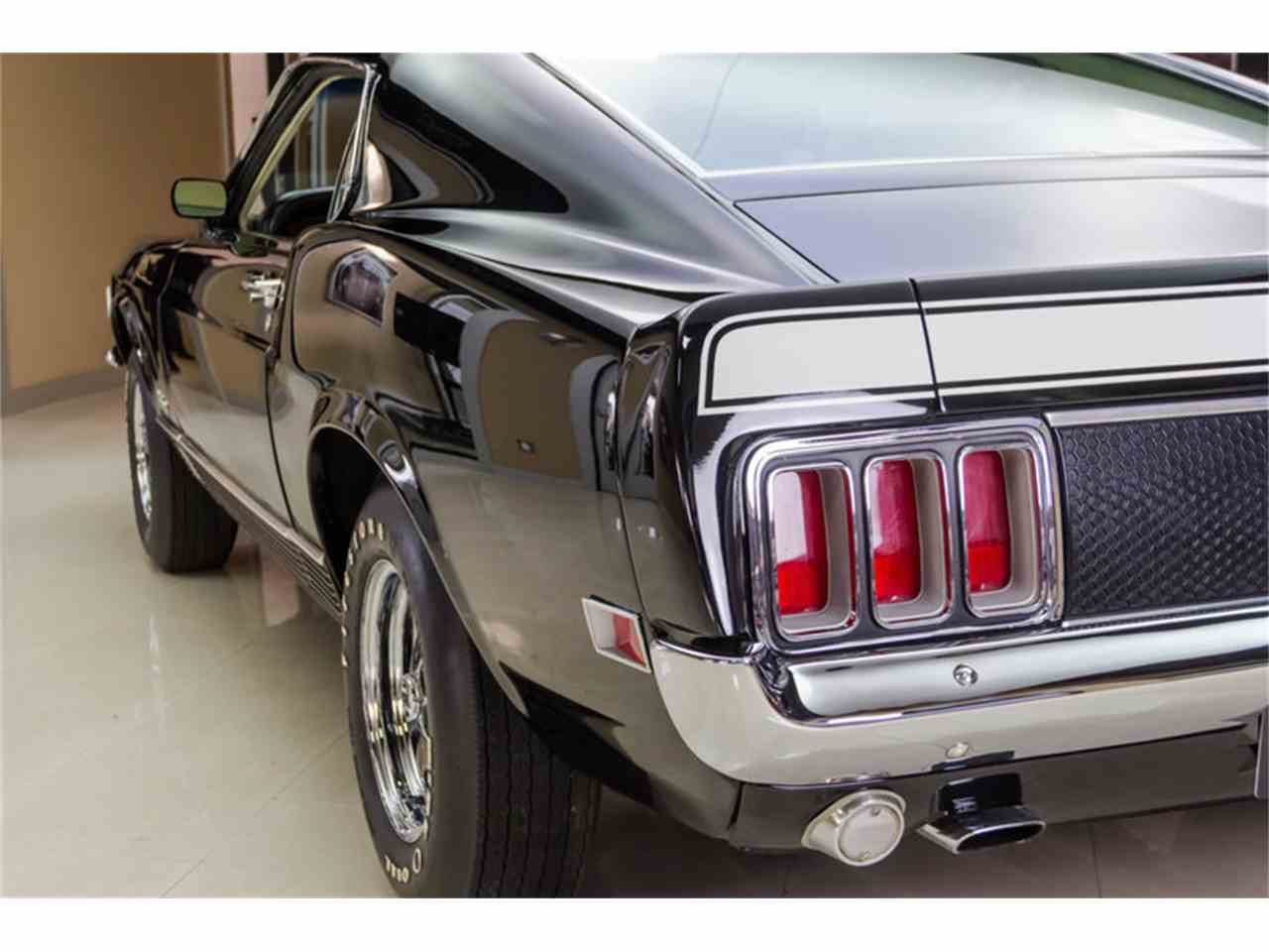 Large Picture of '70 Mustang Mach 1 R Code - GLMX