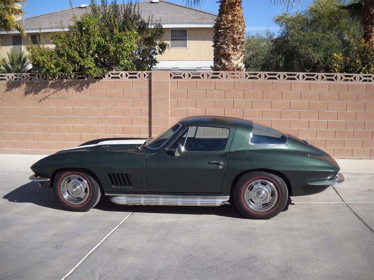 Large Picture of '67 Corvette - GLOL