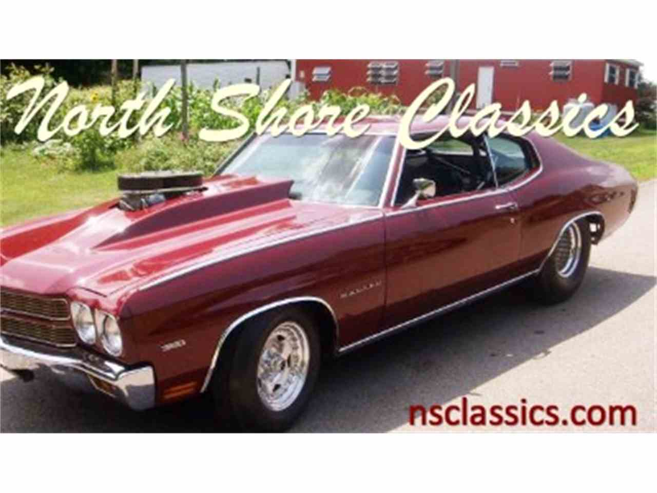 Large Picture of Classic 1970 Chevelle located in Palatine Illinois Offered by North Shore Classics - GLPL