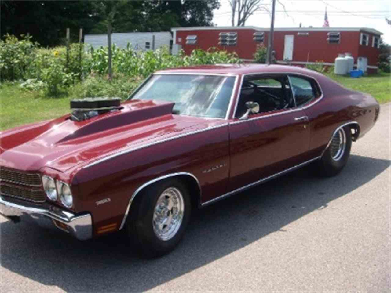 Large Picture of 1970 Chevelle Offered by North Shore Classics - GLPL