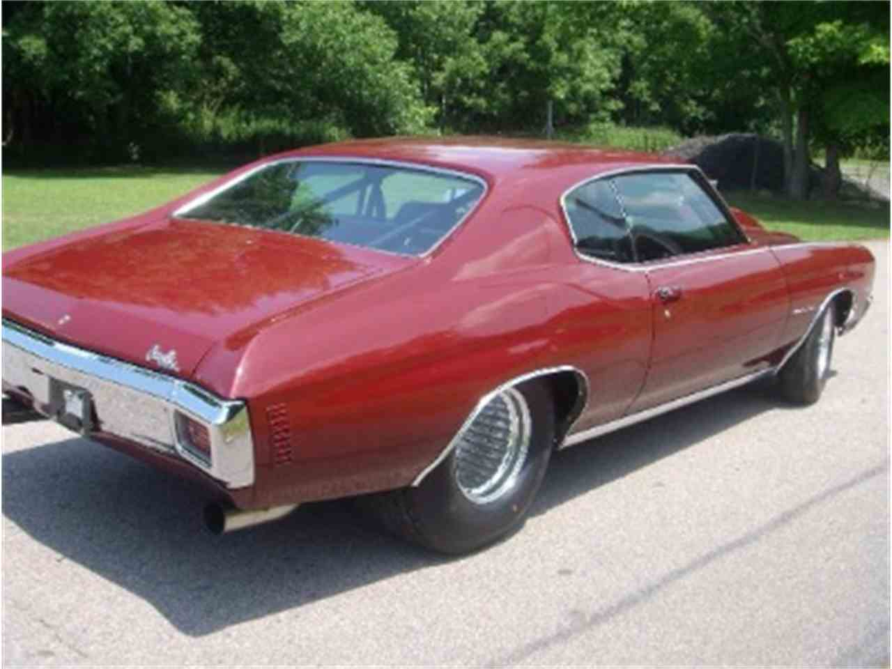 Large Picture of '70 Chevelle located in Palatine Illinois - $49,995.00 Offered by North Shore Classics - GLPL