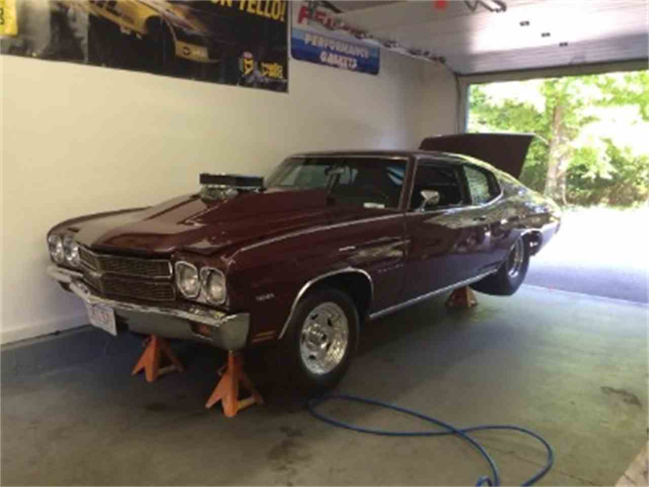 Large Picture of Classic '70 Chevelle - GLPL