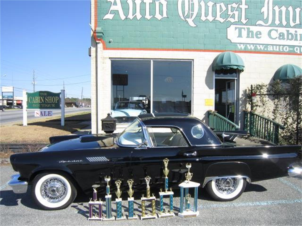 Large Picture of Classic '57 Ford Thunderbird located in Georgia - $44,995.00 Offered by Auto Quest Investment Cars - GLPM
