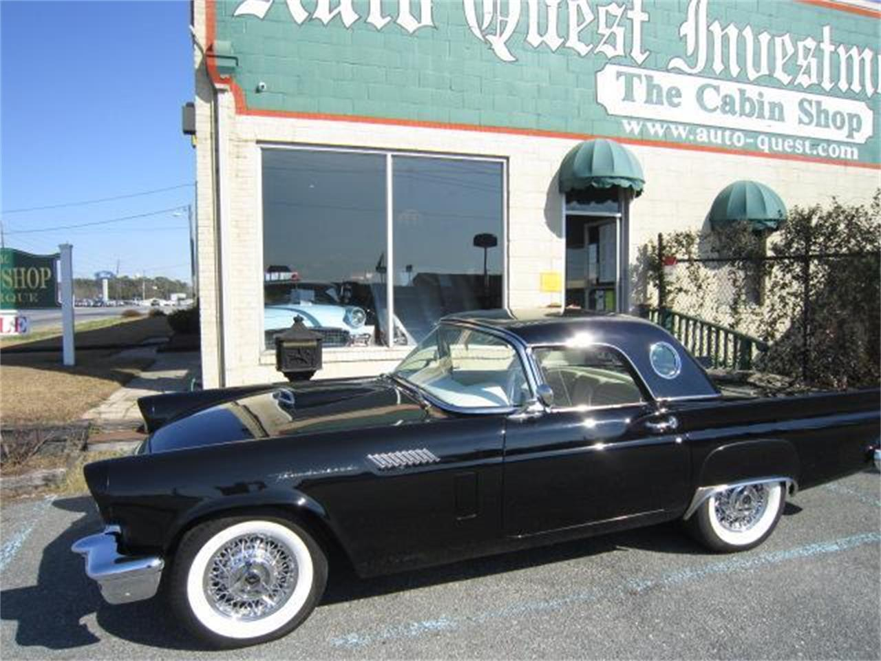 Large Picture of '57 Ford Thunderbird - GLPM