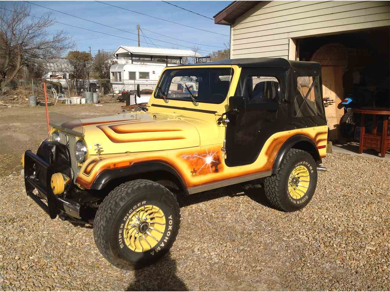 Large Picture of 1977 CJ5 located in Price Utah - GIHT