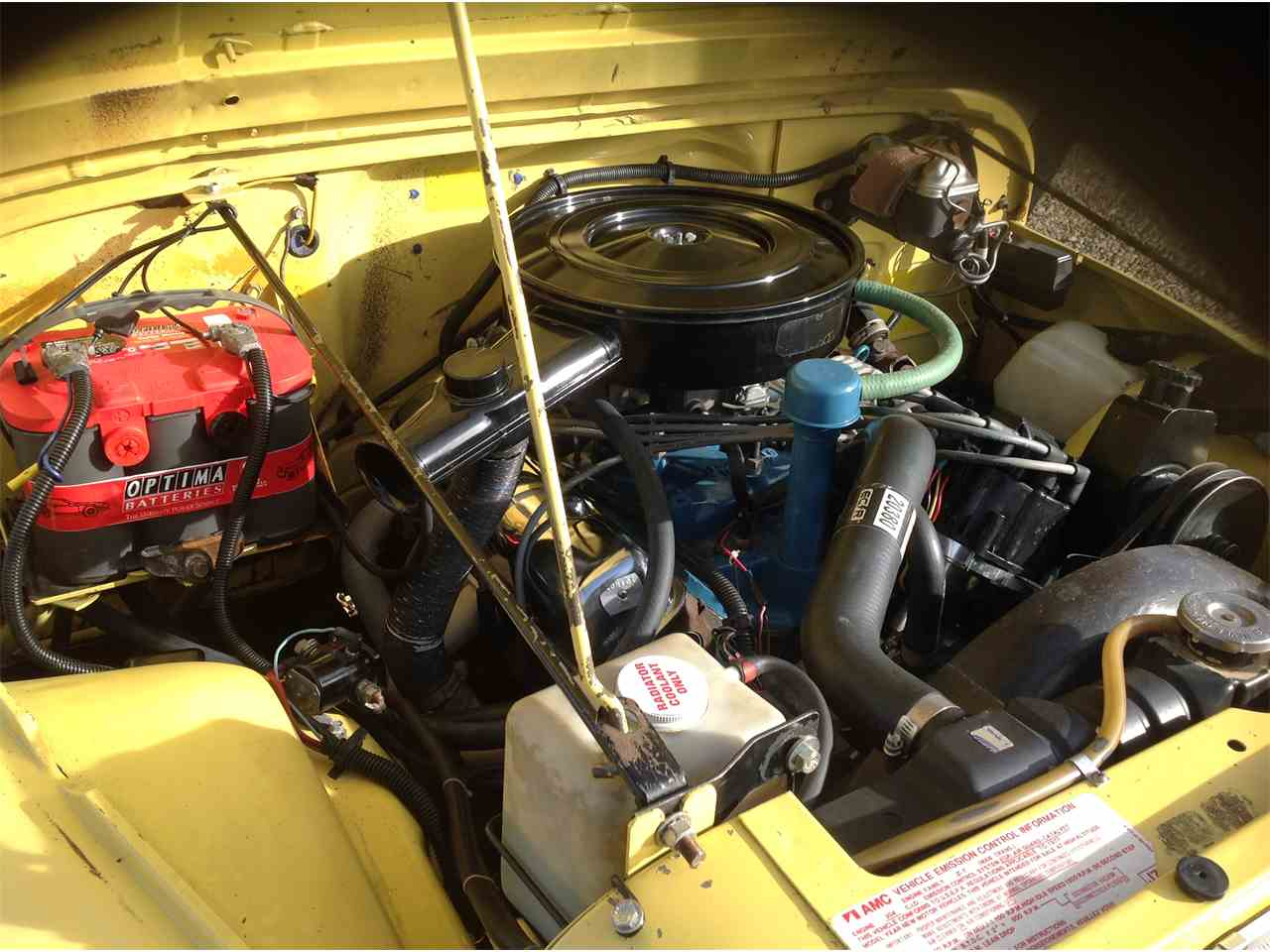 Large Picture of 1977 Jeep CJ5 located in Utah - $18,900.00 - GIHT