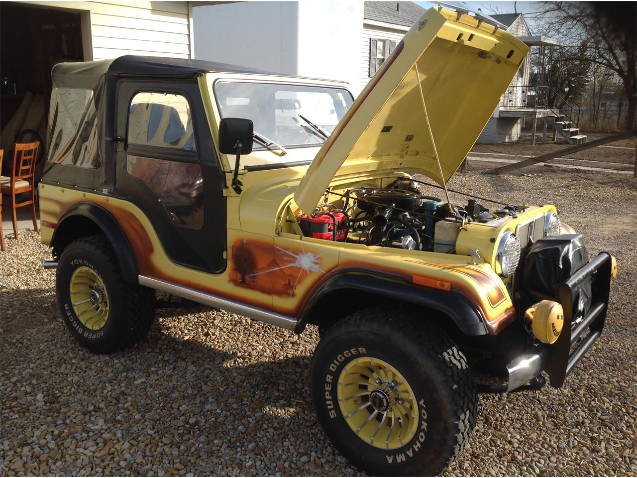 1977 Jeep Cj5 For Sale