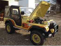 Picture of 1977 Jeep CJ5 - $18,900.00 - GIHT