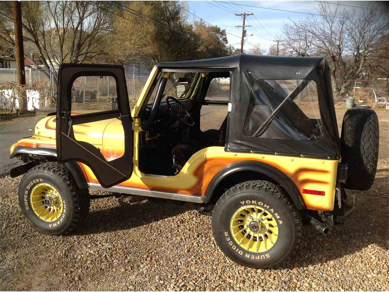 Large Picture of '77 Jeep CJ5 located in Utah Offered by a Private Seller - GIHT