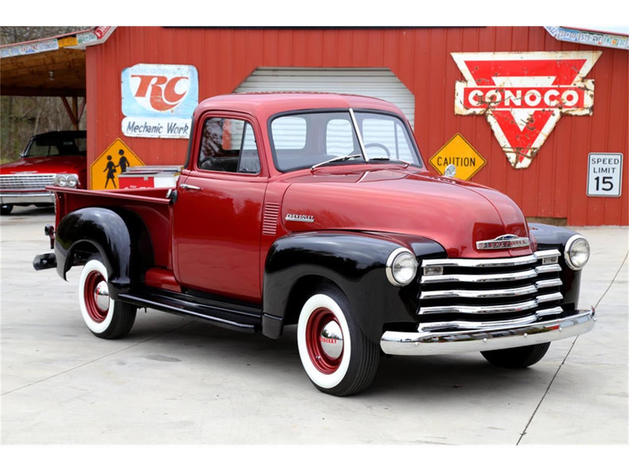 Large Picture of Classic '51 Chevrolet 3100 - $47,995.00 Offered by Smoky Mountain Traders - GLQB