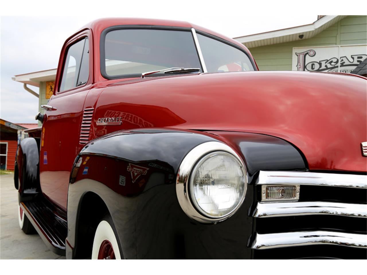 Large Picture of Classic '51 Chevrolet 3100 located in Tennessee - $47,995.00 Offered by Smoky Mountain Traders - GLQB