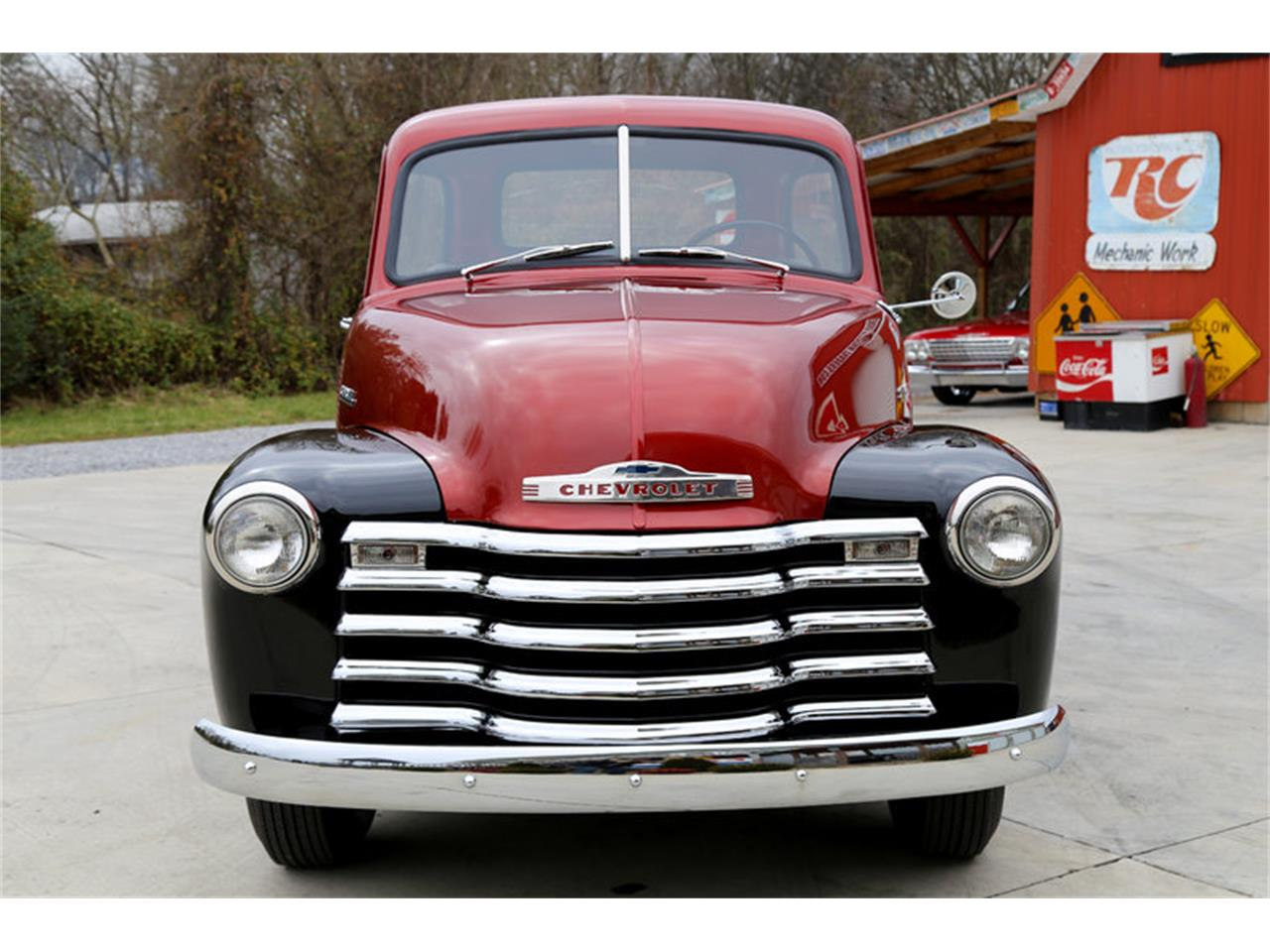 Large Picture of 1951 Chevrolet 3100 located in Lenoir City Tennessee - GLQB