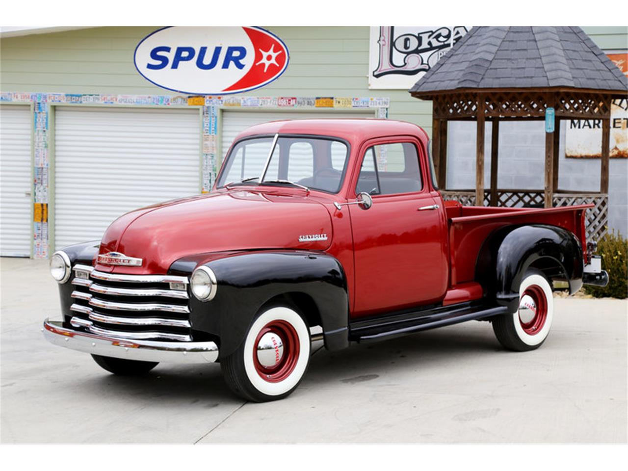 Large Picture of Classic '51 Chevrolet 3100 located in Lenoir City Tennessee Offered by Smoky Mountain Traders - GLQB