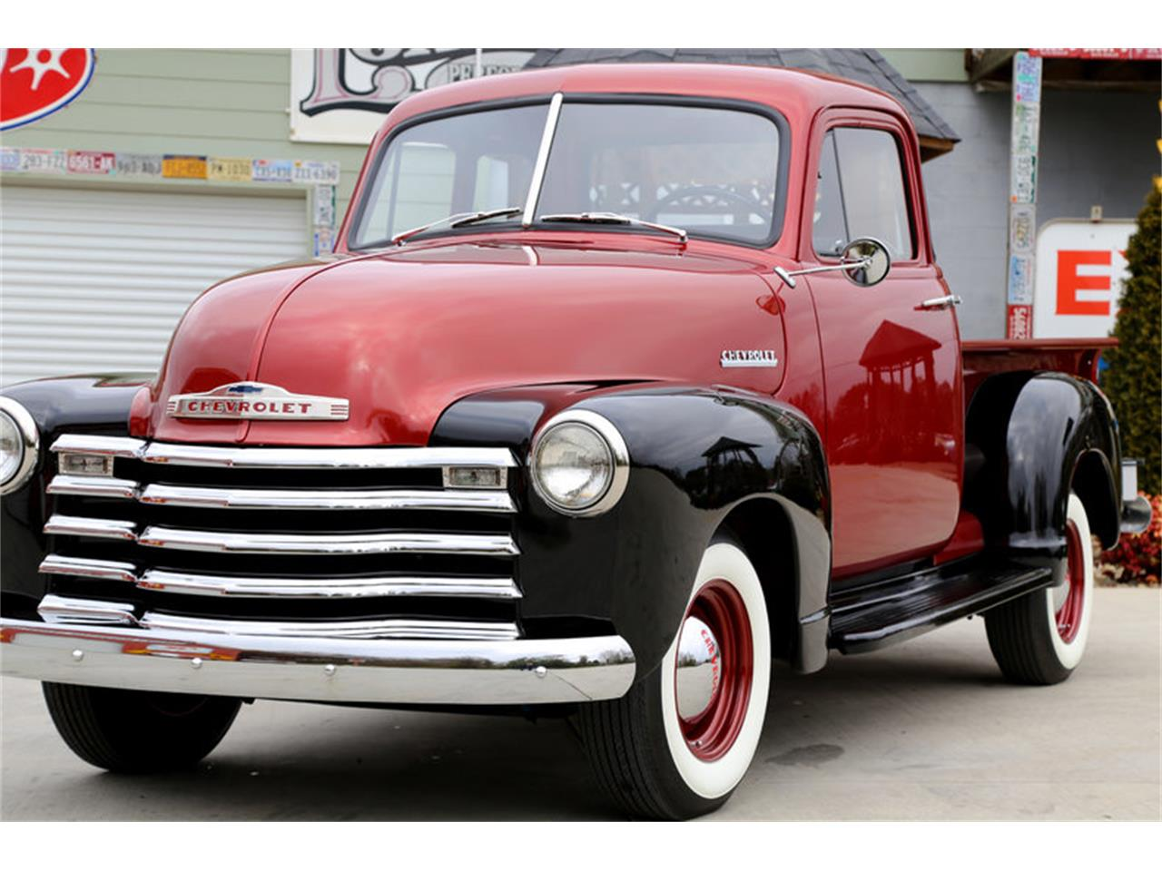 Large Picture of 1951 Chevrolet 3100 located in Tennessee - $47,995.00 Offered by Smoky Mountain Traders - GLQB