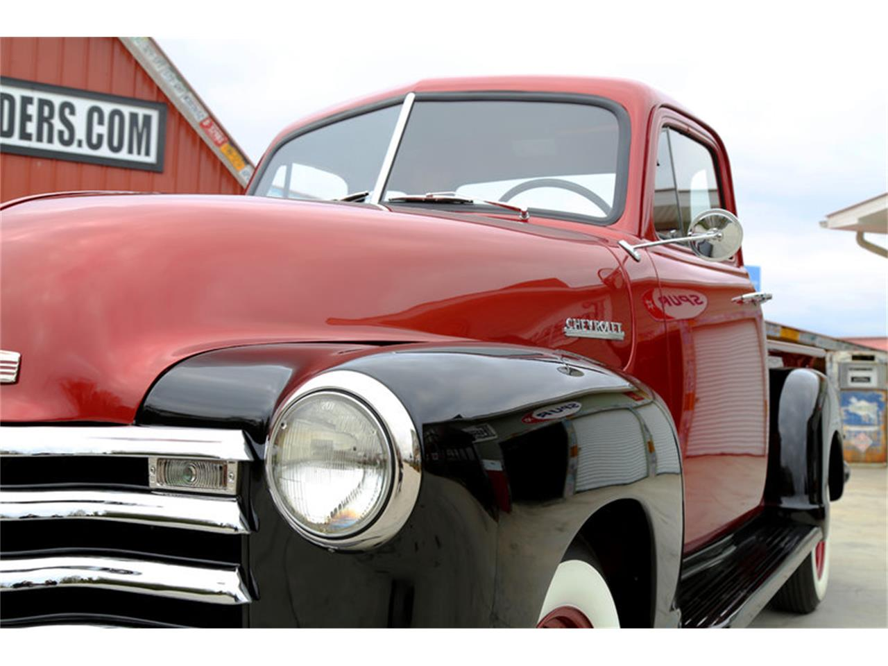 Large Picture of Classic '51 Chevrolet 3100 located in Lenoir City Tennessee - $47,995.00 Offered by Smoky Mountain Traders - GLQB