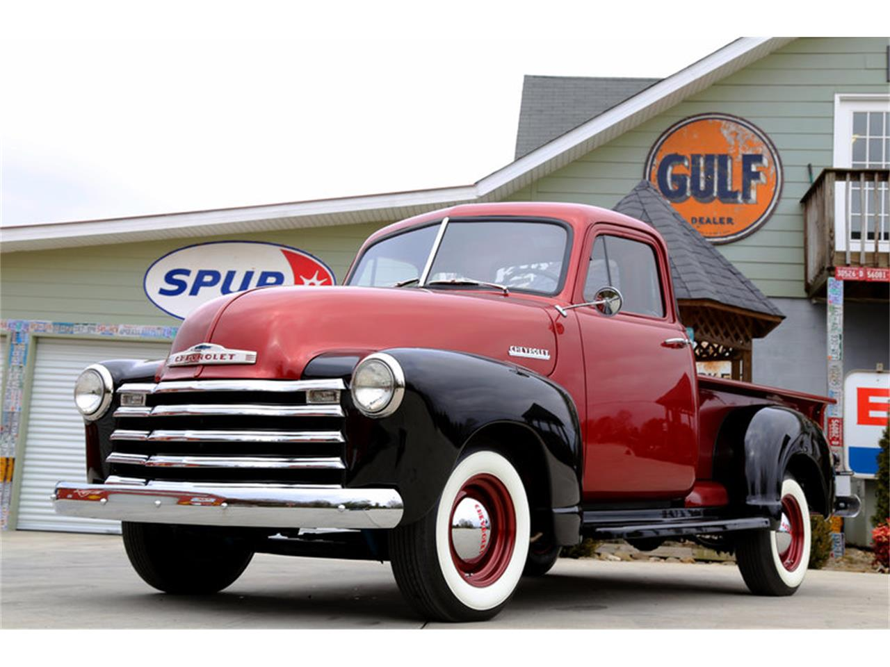 Large Picture of Classic '51 Chevrolet 3100 - GLQB
