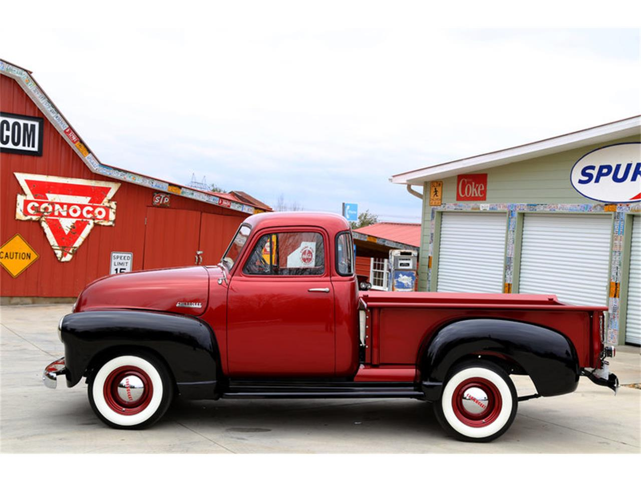 Large Picture of Classic 1951 Chevrolet 3100 located in Lenoir City Tennessee - $47,995.00 Offered by Smoky Mountain Traders - GLQB