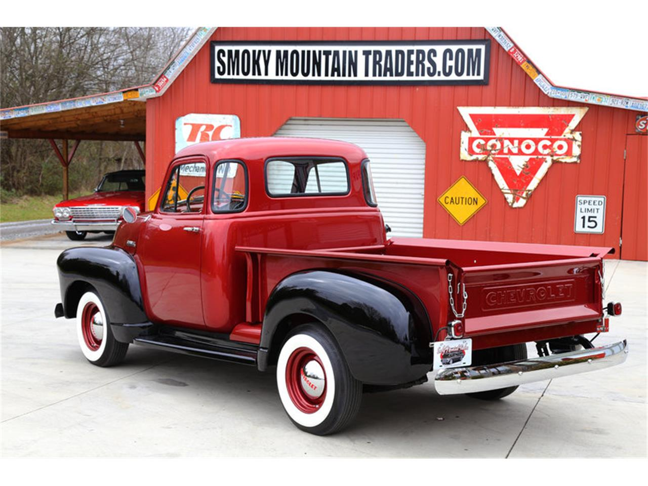 Large Picture of '51 Chevrolet 3100 - $47,995.00 Offered by Smoky Mountain Traders - GLQB