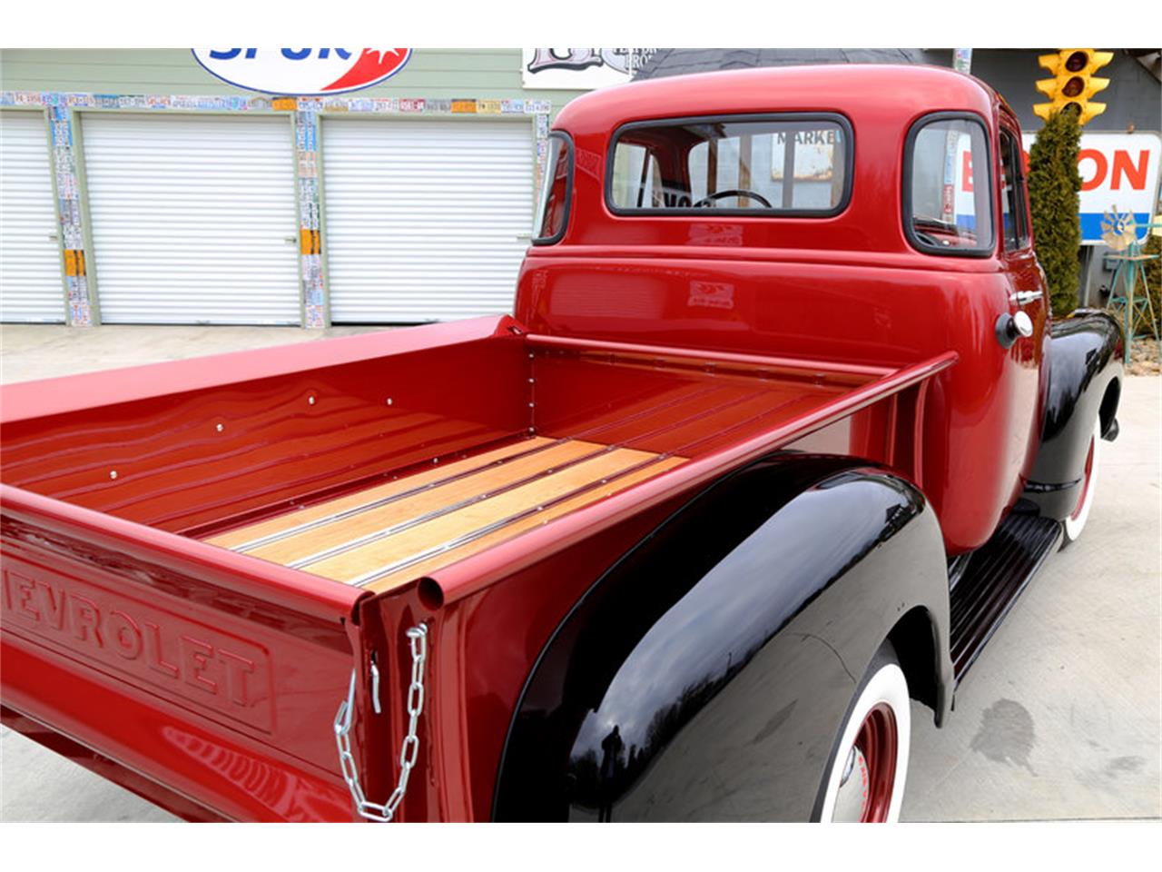 Large Picture of Classic '51 3100 located in Lenoir City Tennessee Offered by Smoky Mountain Traders - GLQB