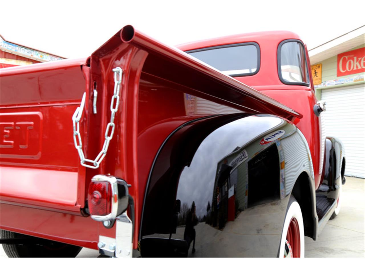 Large Picture of '51 Chevrolet 3100 located in Tennessee Offered by Smoky Mountain Traders - GLQB